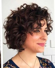 Most Popular 20 Short Curly Hairstyles Short curly hairstyles . - Most Popular 20 Short Curly Hairstyles Short curly hairstyles …, # - Bob Haircut Curly, Bob Hairstyles With Bangs, Short Curly Haircuts, Short Curly Bob, Hairstyles 2018, Bob Haircuts, Blonde Hairstyles, Hairstyle Short, Short Blonde