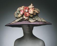 Hat Jeanne Lanvin, 1920 The Philadelphia Museum of Art