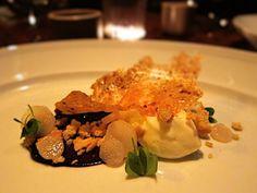 Pear, White Chocolate Mousse, Hazelnut White Chocolate Mousse, Pear, Ethnic Recipes, Food, Essen, Meals, Yemek, Eten, Bulb