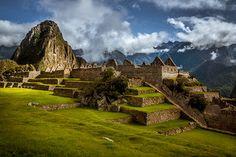 Weltwunder Machu Picchu