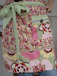 THE SEWING DORK: Apron Factory