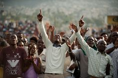 Haiti.  Oh, my brothers and sisters! Thank you for your ardent praise of the Most High! We need that more here in America...so thank you for reminding us again!