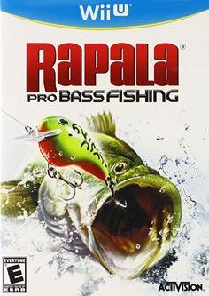 Rapala Pro Fishing 2012 - Nintendo Wii U by Activision Inc.,