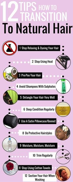 12 Tips How To Transition To Natural Hair hair trans. - 12 Tips How To Transition To Natural Hair hair transitioning You are in - Natural Hair Care Tips, Natural Hair Growth, Natural Hair Journey, Natural Hair Styles, How To Grow Natural Hair, Relaxed Hair, Natural Hair Transitioning, Transitioning Hairstyles, Cabelo 3c 4a