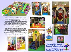 Paulton's Park in the UK.   ~~~ #FEC #Development #Iplayco #playground #family #entertainment #indoorplayground #structure #custom #themed
