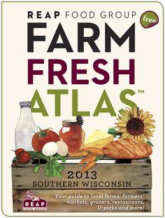 Heartland - The 2013 Farm Fresh Atlas is here!