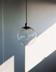 pendant lamp like a bubble