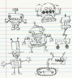I want to draw them...