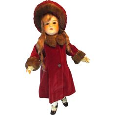 """22"""" French Antique Doll UNIS 301 PARIS c1900 Kiss Throwing Walker from oldstonemansion on Ruby Lane"""