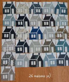 point compté,broderie,patchwork,schoolhouses
