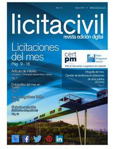 10 licitacivil licitaciones obra civil edificacion marzo15 Revista digital sobre licitaciones de obra civil y edificación en Andalucía, Murcia y Extremadura.
