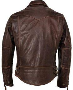 schott perfecto 585 vintage motorcycle jacket2