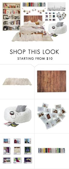 """Bedroom"" by spnlex ❤ liked on Polyvore featuring interior, interiors, interior design, home, home decor, interior decorating, Typhoon, Urban Outfitters, Dot & Bo and bedroom"