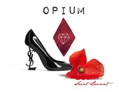 """""""Opium Pumps"""" by ekseption ❤ liked on Polyvore featuring Yves Saint Laurent"""
