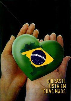 O Brasil está em suas mãos