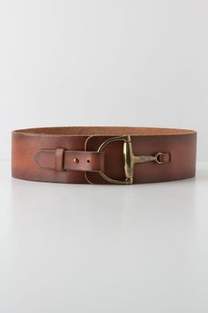 Clary hip belt by Anthropologie