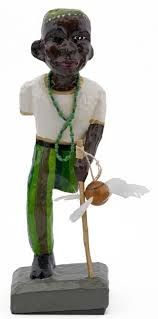 Osain (also known as Ozain or Osanyin) ...