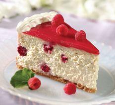 Raspberry Cheesecake Desserts