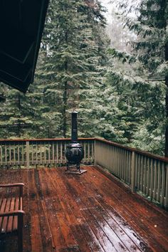 Wrap-Around decks are so much up-keep but they are great. Cabin Homes, Log Homes, Natur House, Pergola, Gazebo, Cabin In The Woods, Cabins And Cottages, Architecture, The Great Outdoors