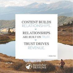 #contentmarketing #strategy #wisewordswednesday