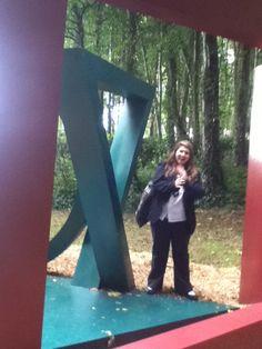 Goodwood sculpture parks cool