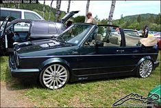 "VW Golf Mk1 ""Classic Line"""