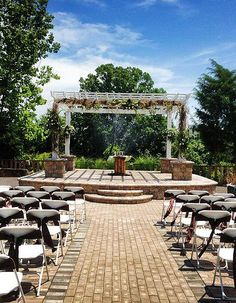 The Wedding Event Garden Is Southern Illinois One Of A Kind
