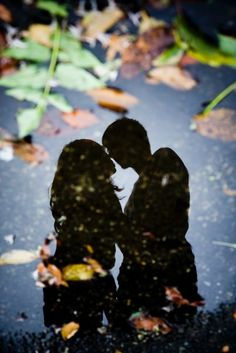 Fall engagement photo shoot. One of my many faves!
