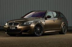 BMW F11 M5 G-Power Hurricane RS Touring (750 hp)