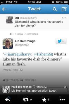 Liz Hemmings will forever be my hero