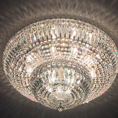 Crystal Light Fixture, Crystal Chandeliers, Chandelier Lighting, Light Fixtures, Luxury Lighting, Lighting Solutions, Lamp Design, Cali, Decorative Bowls