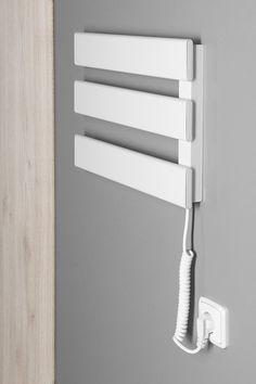 ELVIS elektrický sušák ručníků, 480x330x45mm, 50W, bílá : SAPHO E-shop Radiators, Wall Lights, Shopping, Home Decor, Appliques, Decoration Home, Radiant Heaters, Room Decor, Home Interior Design