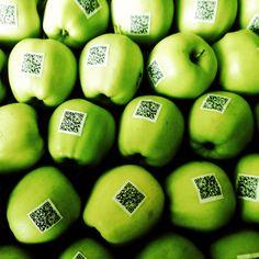 Apple #QR Code