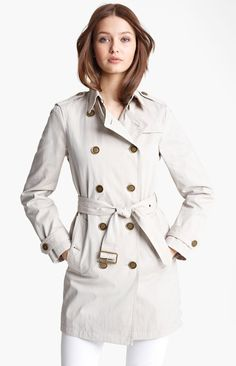 Pembrooke Trench Coat - Lyst