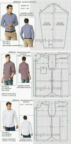 32 ideas sewing clothes pants costura for 2019 Sewing Dress, Sewing Pants, Dress Sewing Patterns, Diy Dress, Sewing Clothes, Clothing Patterns, Shirt Patterns, Shirt Dress, Cut Up Shirts