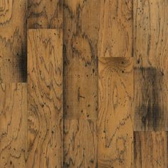 Hickory Engineered Hardwood - Antique Natural: HCH411AN is part of the Heritage Classics Collection collection from Hardwood. View specs & order a sample