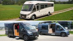 Anteprime Camper 2018: Carthago e Malibu - Motorhome Preview 2018: Carth...