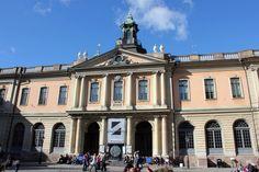 the Nobel Museum Stockholm, Sweden