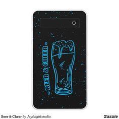 Shop Beer & Cheer Power Bank created by Joyfulgiftstudio. Portable Usb Charger, Cheer, Phone Cases, Electronics, Humor, Cheerleading, Consumer Electronics, Cheer Athletics, Phone Case