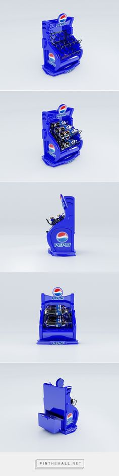 Pepsi POSM on Behance https://www.behance.net/gallery/22317517/Pepsi-POSM - created via https://pinthemall.net