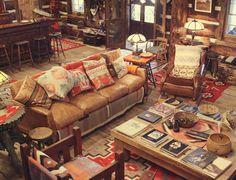 Ralph Lauren's Ranch In Colorado