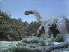 Image - Movie Still from Planet Of Dinosaurs 1977