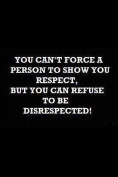 .Refuse!