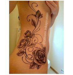 39 Ideas For Tattoo For Women Small Hip Tatoo Bild Tattoos, Hot Tattoos, Pretty Tattoos, Beautiful Tattoos, Flower Tattoos, Body Art Tattoos, Small Tattoos, Sleeve Tattoos, Lotusblume Tattoo