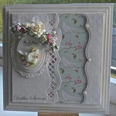 Another stunning card from Debbie Stevens