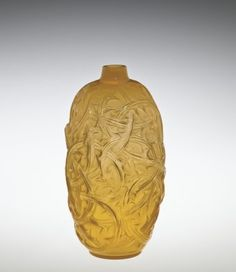 Ronces (Brambles) by Rene #Lalique, designed in 1921 | Corning Museum of #Glass