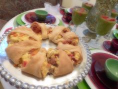 Here is a breakfast wreath recipe I tried. Was a crowd pleaser. Check out my… Christmas Breakfast, Breakfast For Kids, Breakfast Ring, Breakfast Recipes, At Home With Nikki, Red Velvet Waffles, Food Categories, Food For A Crowd, Recipe Of The Day