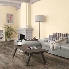 Quickstep Perspective Reclaimed Chestnut Brown