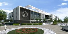 TC News - www.tensilecables.co.za - New Head Offices for Cell C in Waterfall Business Estate