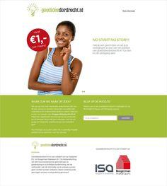 Responsive Webdesign PFO Dordrecht - Goed Idee Dordrecht